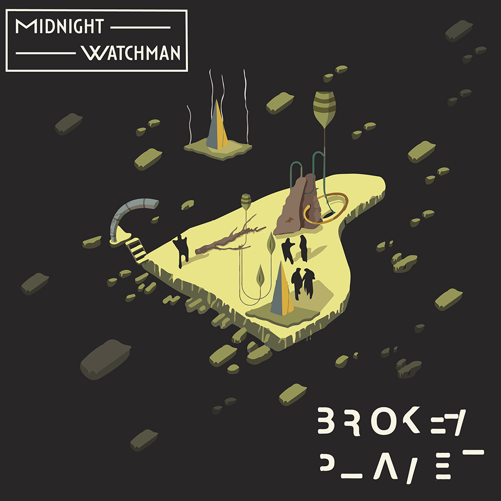 Broken Planet by Midnight Watchman